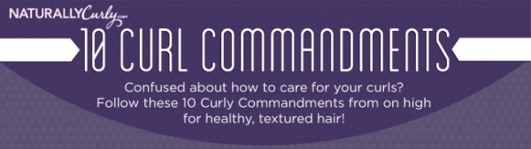 10 curl commandments