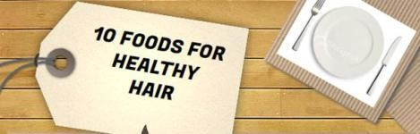 10-food-for-healthy-hair