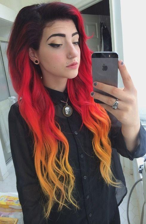 flame hair 3