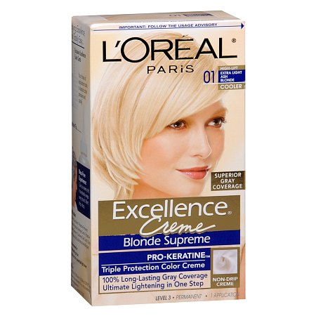 High Life Blonde Hair Dye