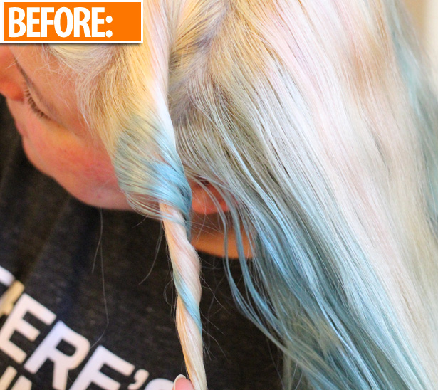 10 ways to remove stubborn blue hair dye 42 4b 4c solutioingenieria Gallery