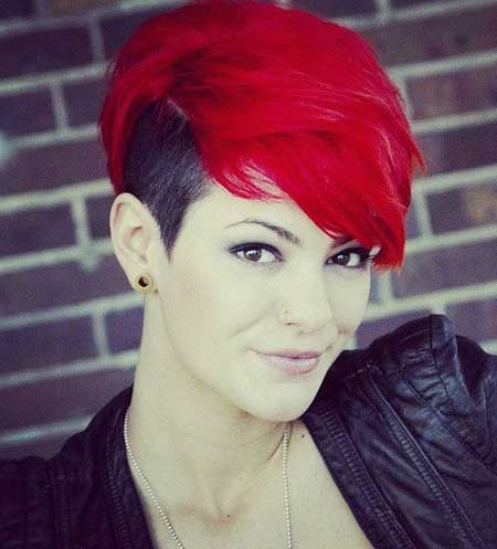 short red hair 2