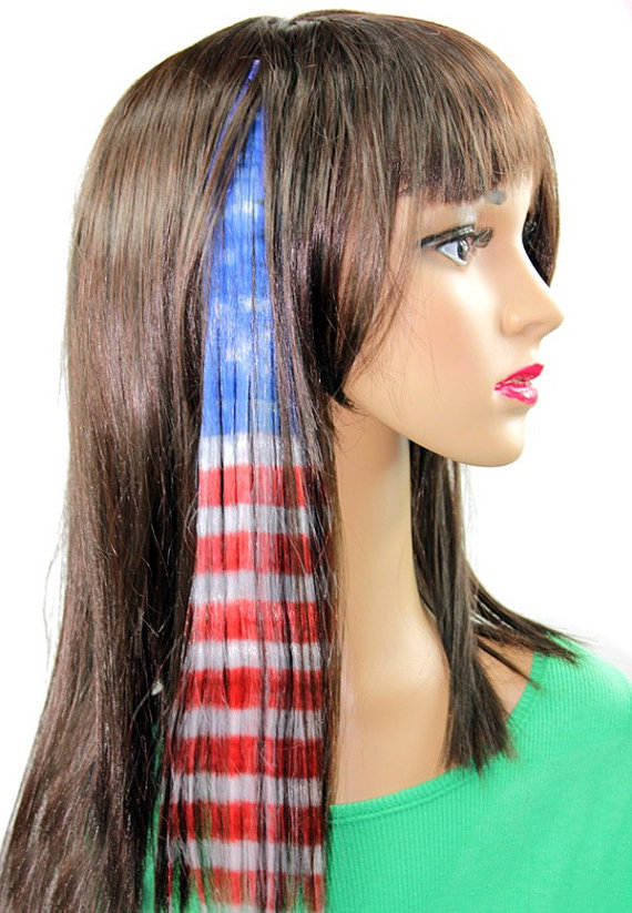 Celebrate In Style 7 Diy Red White Blue Dos