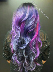 Source: Hair Color Ideas; designed by stylist Alice